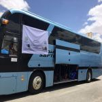 """""""بر وادي بن هشبل """" تسيير حملة عمرة للمستفيدين لإداء مناسك العمرة"""