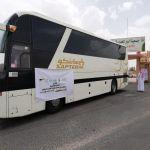 بر بن هشبل تسير حملة عمرة للمستفيدين