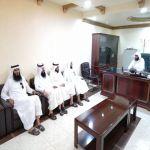 إدارة الجمعية تهنئ رئيس كتابة العدل بوادي بن هشبل بعيد الاضحى المبارك و نجاح الحج
