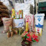 بر وادي بن هشبل تستقبل 100 سلة غذائية من صندوق موظفي سابك الخيري